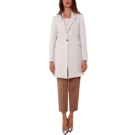 cappotto kocca bianco e nero