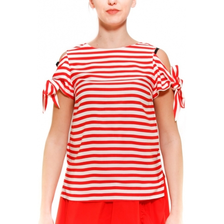 814a9bd271f81 KOCCA TOP ROSSO - Formica Abbigliamento
