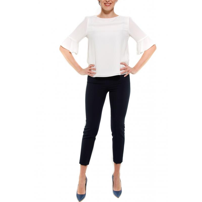 c3583b2059232 KOCCA BLUSA BIANCO - Formica Abbigliamento