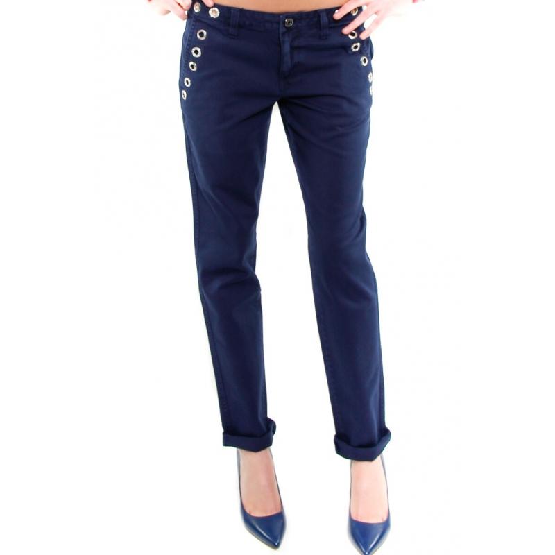 Guess Pantaloni Abbigliamento Pantaloni Blu Formica Blu Guess Guess  Abbigliamento Formica Blu Pantaloni xO8tngwf efc466651d2