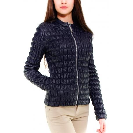 GUESS GIUBBINO BLU - Formica Abbigliamento bc27af17574