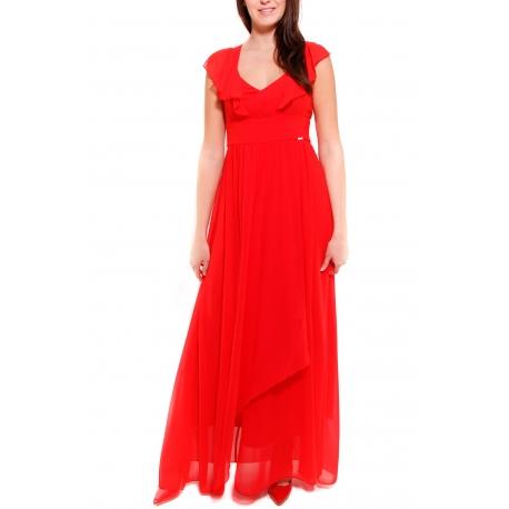 LIU JO ABITO ROSSO - Formica Abbigliamento 8b65eb07d61