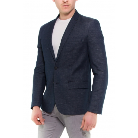 big sale a7910 b3abe ANTONY MORATO GIACCA BLU - Formica Abbigliamento
